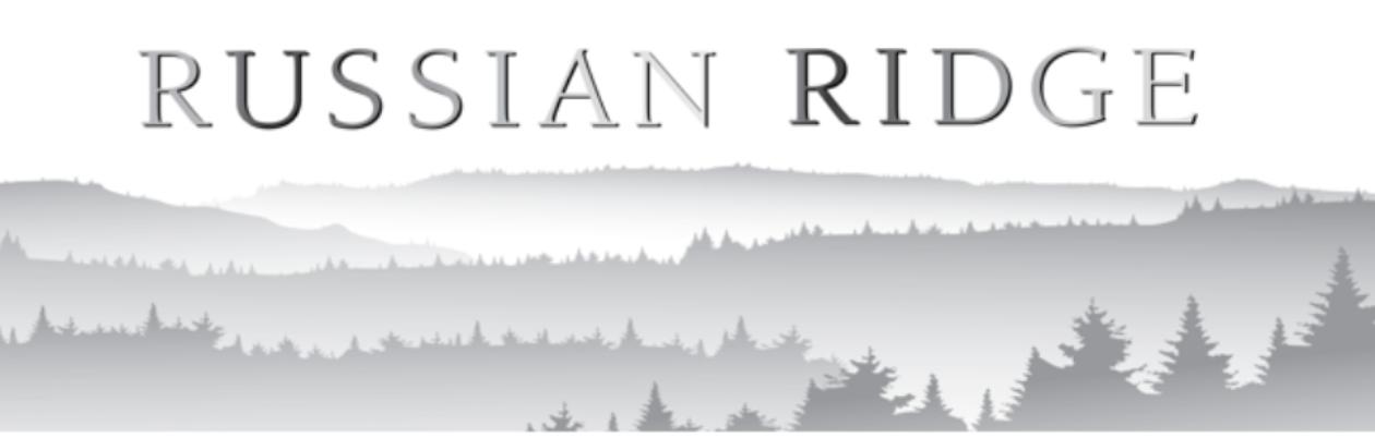 Russian Ridge Winery